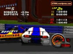 GTR98 Sports - Lumiere & Roberts